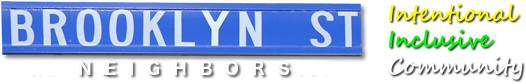 Brooklyn Street Neighbors logo