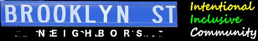 Brooklyn Street Neighbors logo